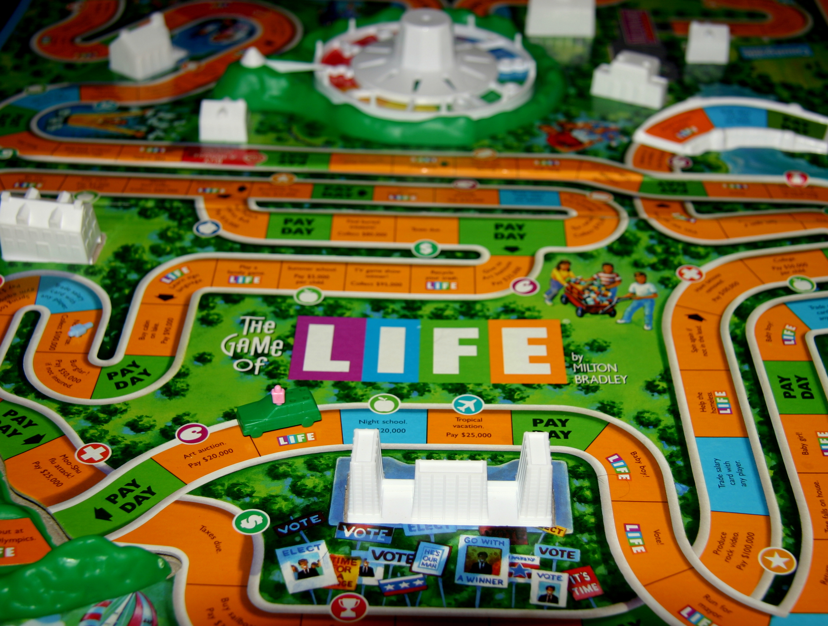 Game of life 007